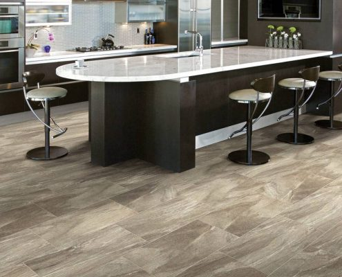 Resilient & Luxury Vinyl Flooring