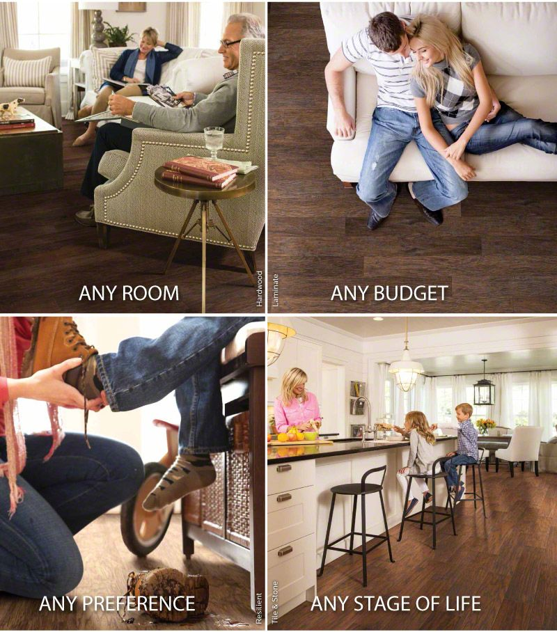 Wood Flooring for Any Room