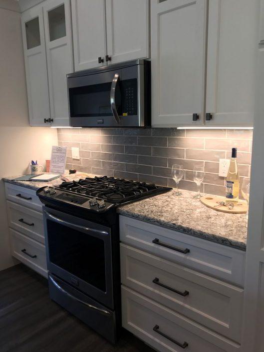 Crafted Tile Kitchen Backsplash
