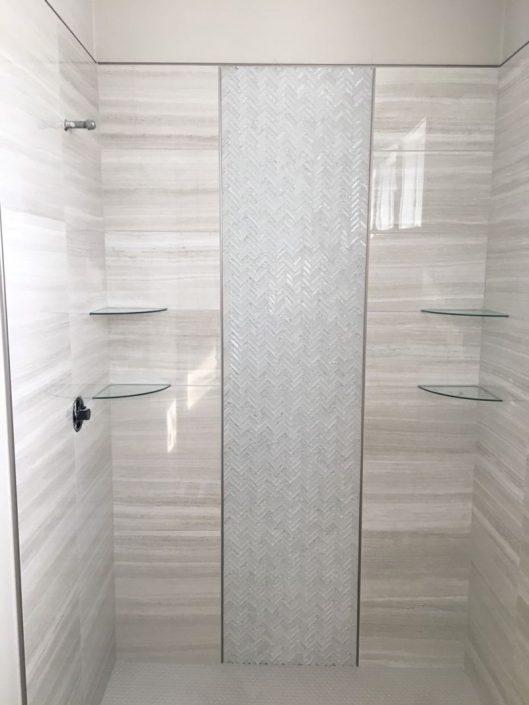 Shower - Mayfair Stress Ash