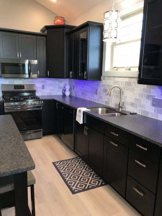 Craftsman Back Splash