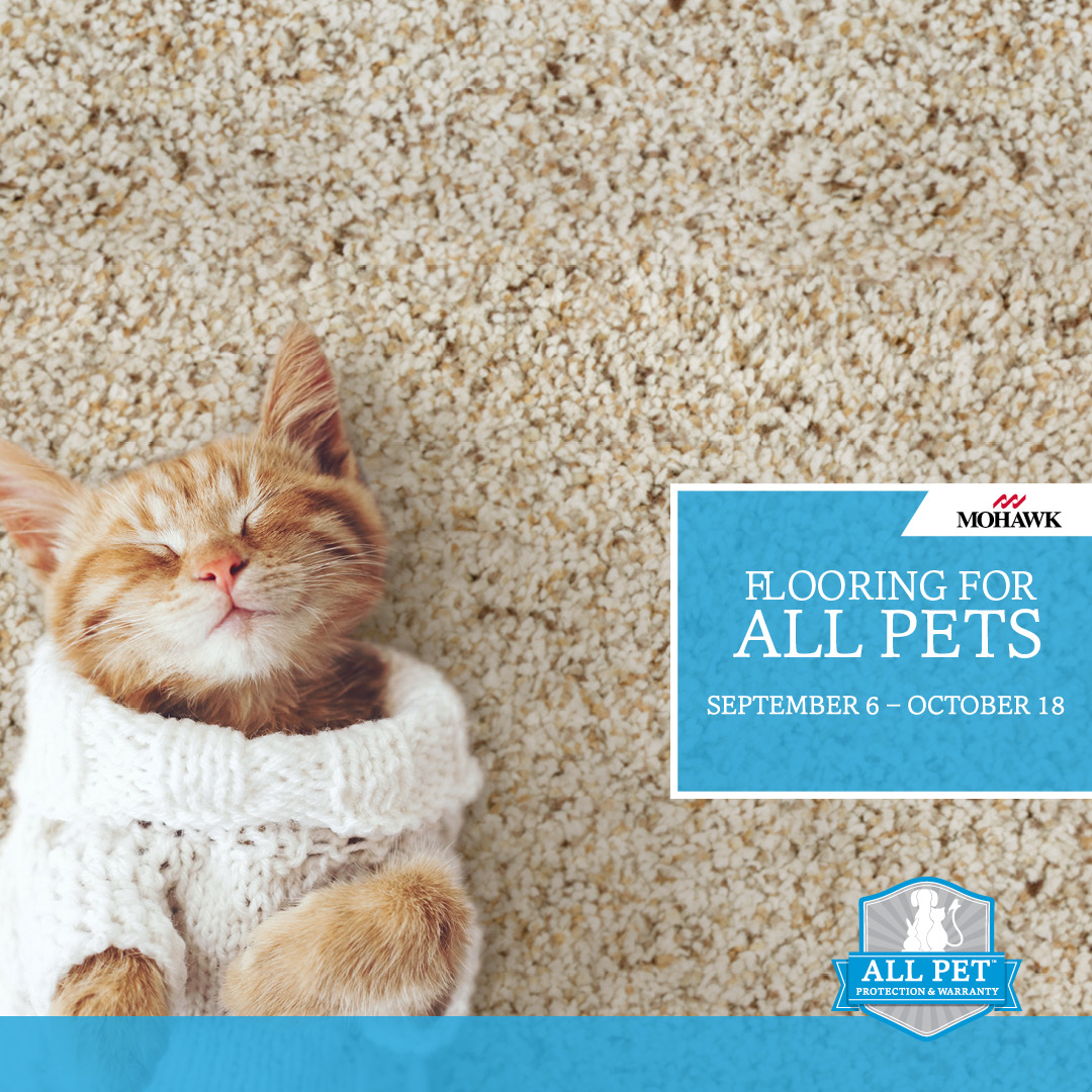 Mohawk Flooring All Pet Sale