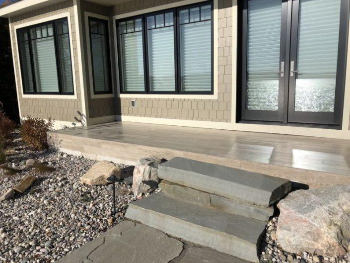 Outdoor Tile Transformation