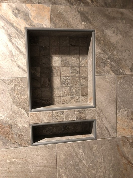 Hasenauer Custom Shower Design