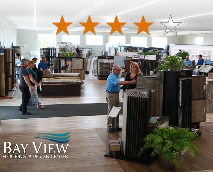 Bay View Flooring in Traverse City - Flooring, Carpet, Hardwood, Luxury Vinyl