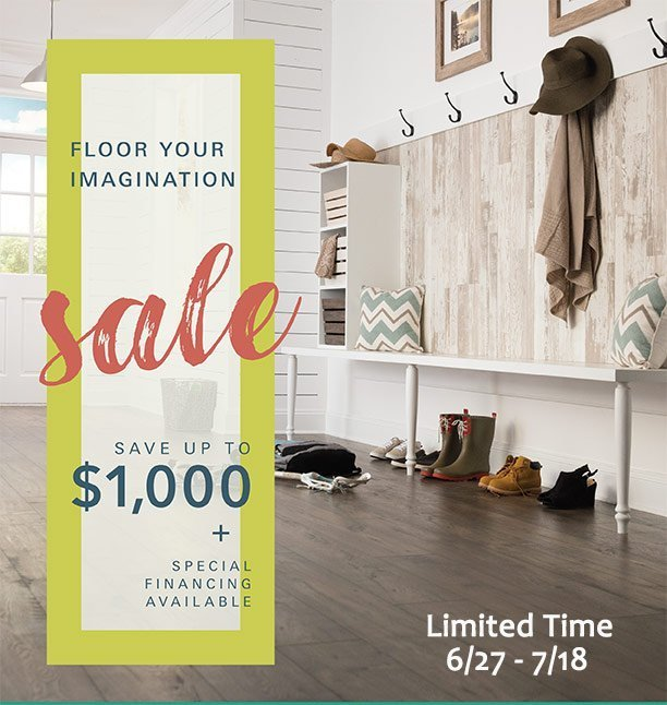 Mohawk Floor Your Imagination Sale