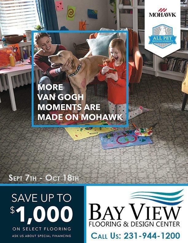 Mohawk Fall All Pet Sale