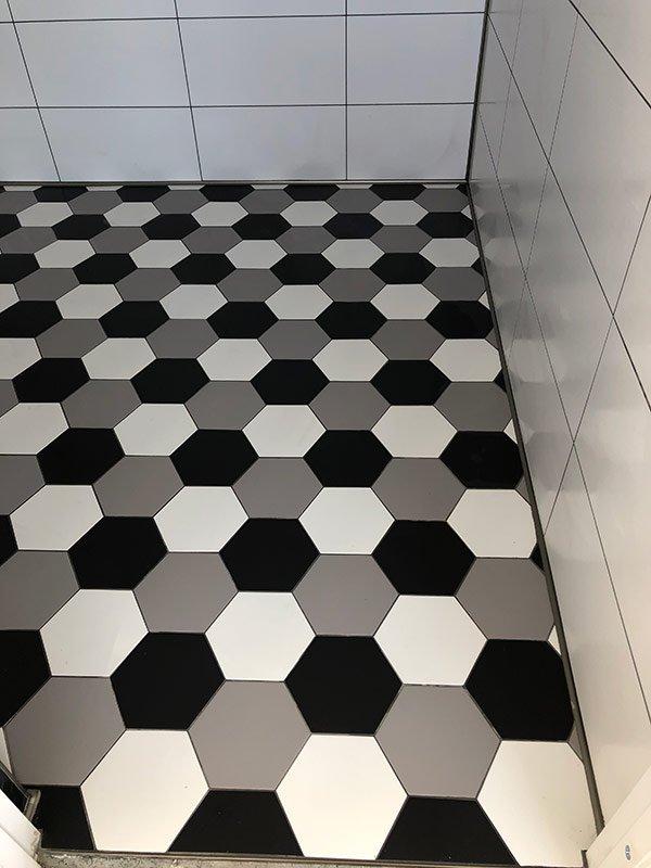 Custom Tile Flooring Design