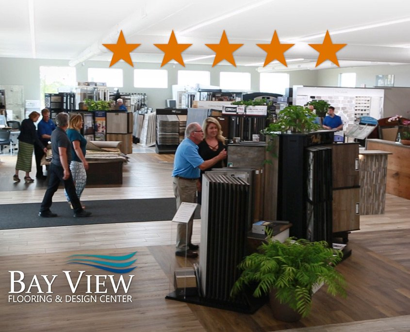 Bay View Flooring in Traverse City