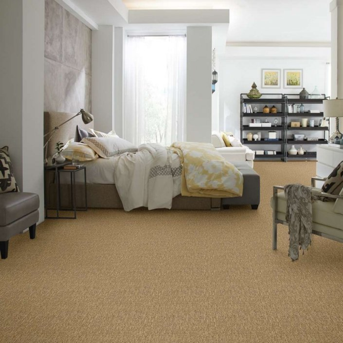 Shaw Natural Balance Nylon Color: Wicker