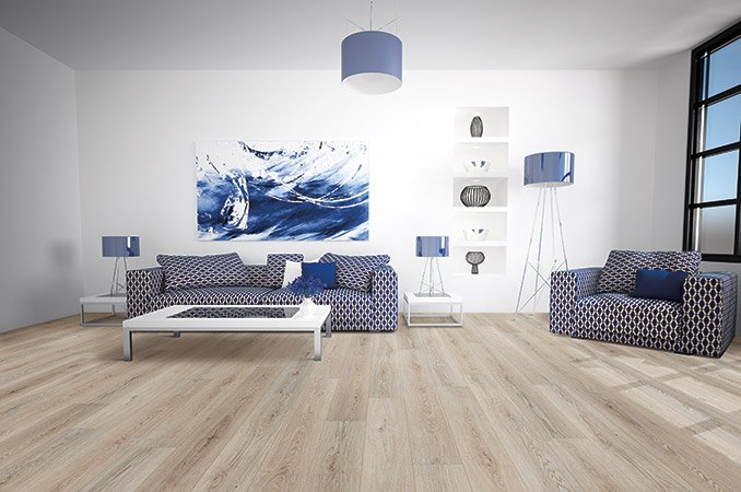 Coretec Granwood Oak Flooring