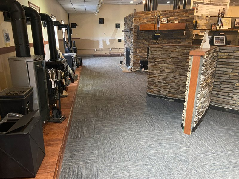 Commercial Installation - Phillips Lifesyles