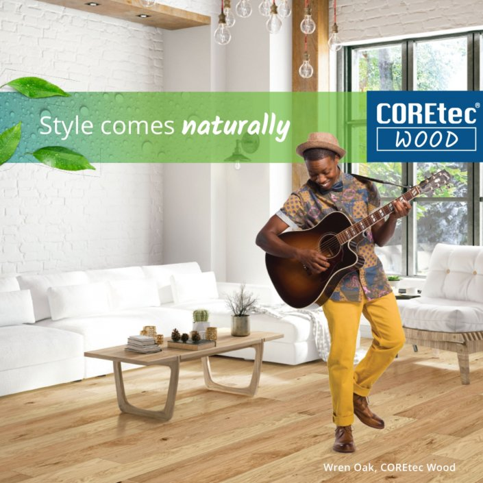 COREtec Wood Floors