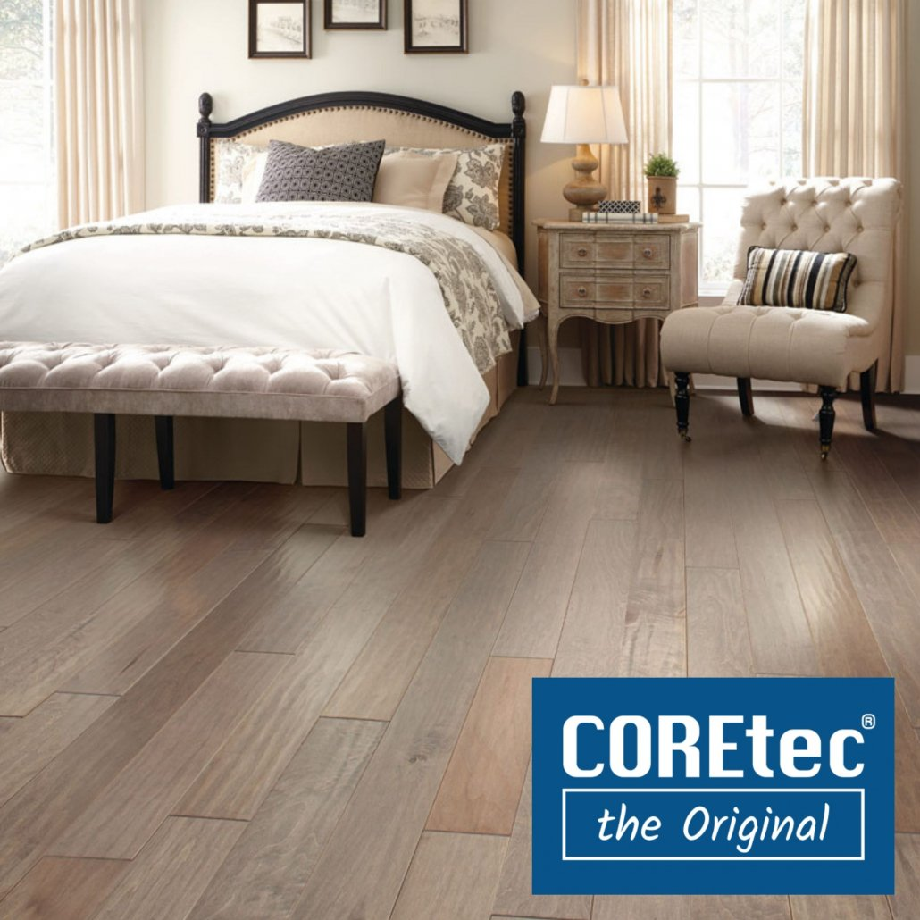 COREtec Floors at Bay View Flooring