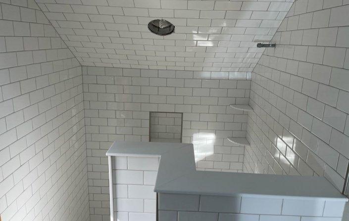Custom Shower Design